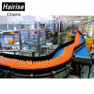 Hairise Manufacturing Conveyors for Beverage Industry