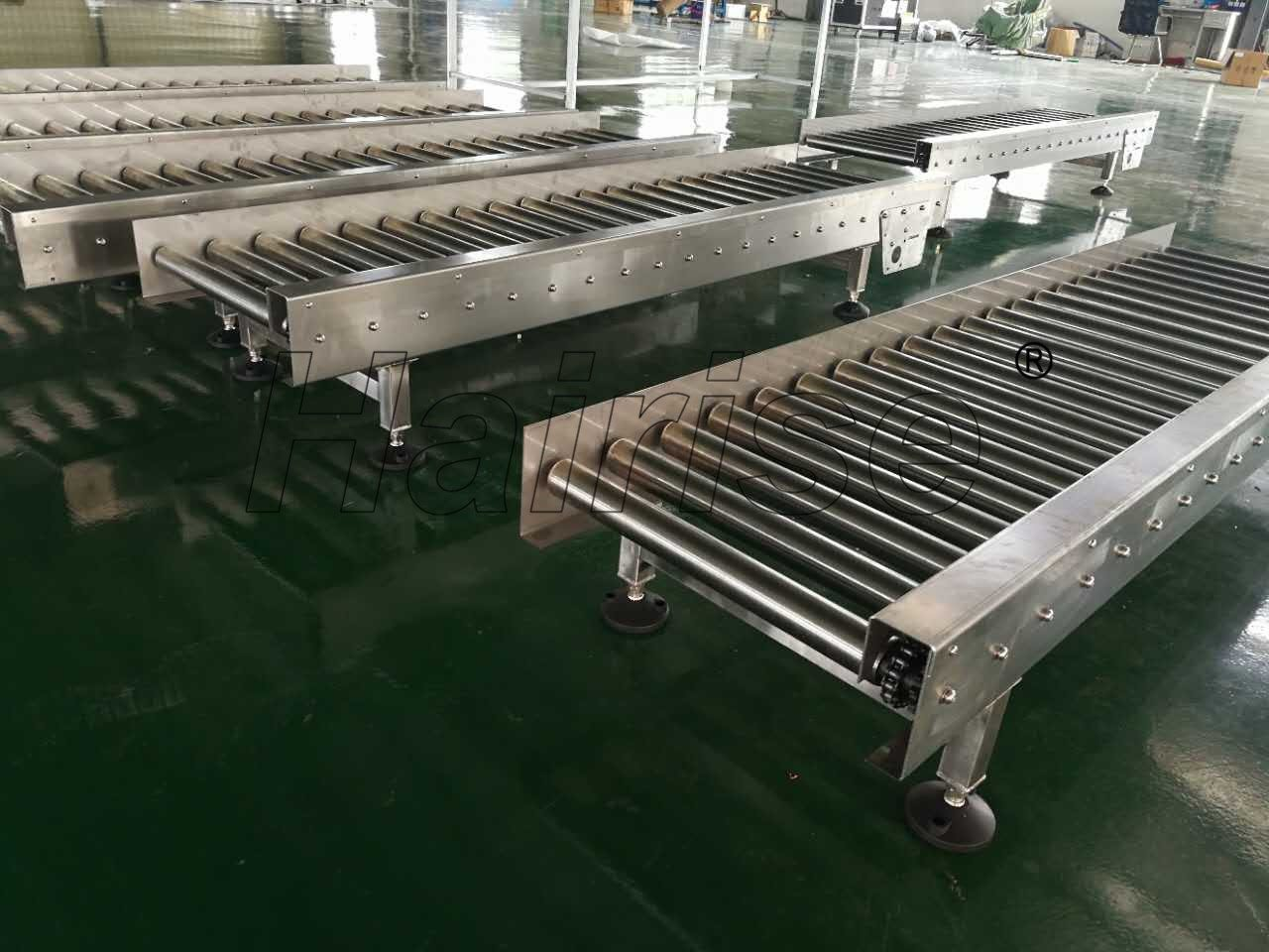 Hairise Roller Conveyor System for Beverage Industry Featured Image