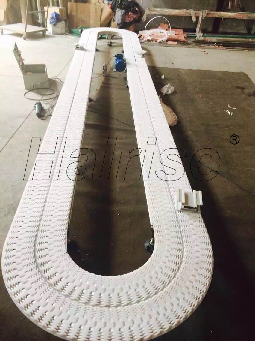 Hairise Flexible Chain Conveyor System