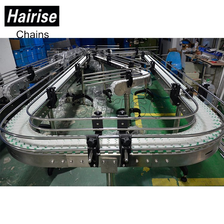 Hairise Multiflex Chains Conveyors Featured Image
