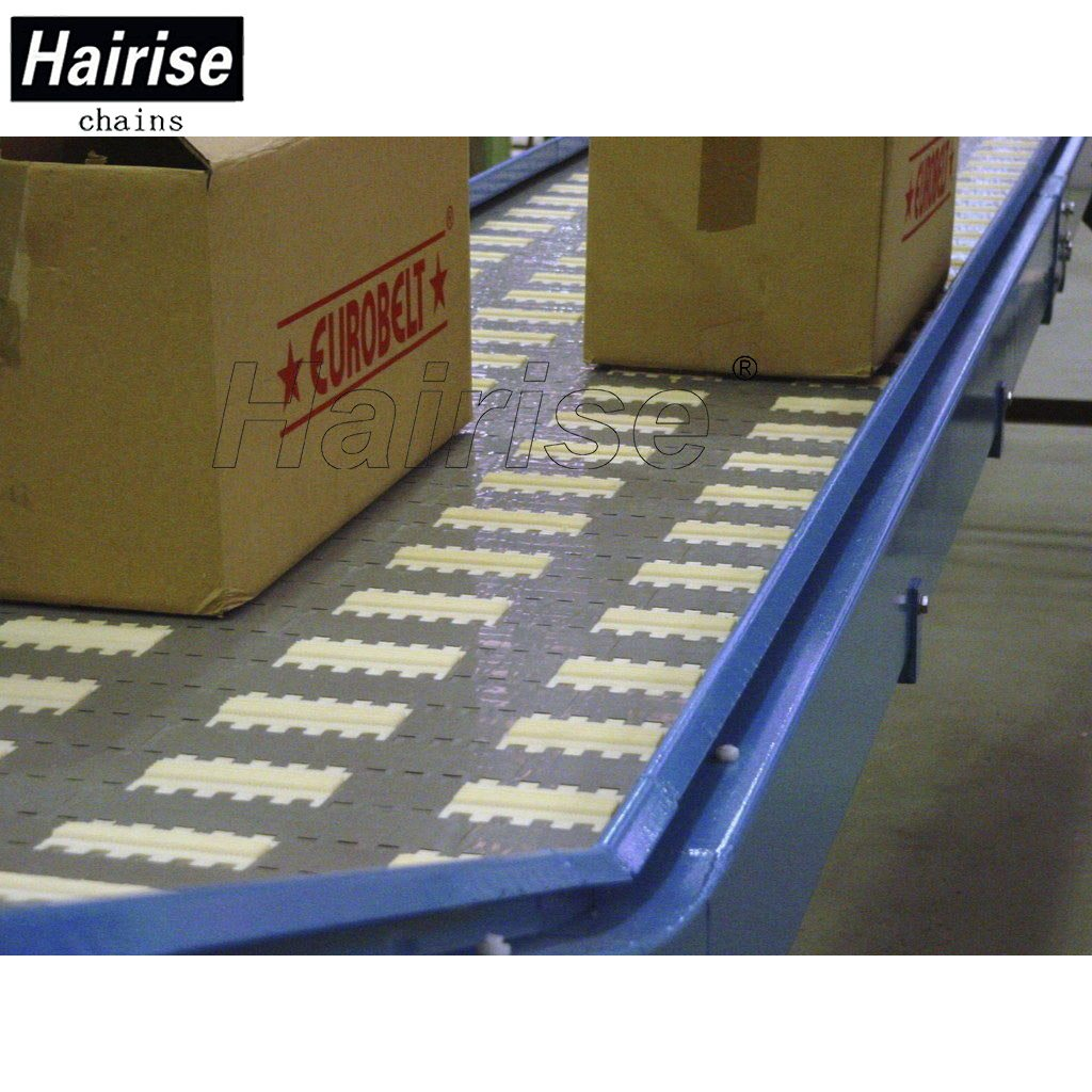 Hairise Inclined Conveyor with Skid Resistance Plastic Chains Featured Image