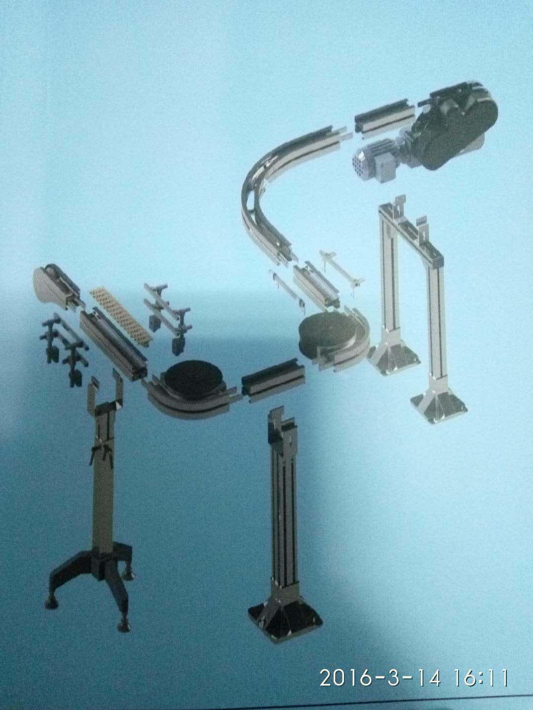 Hairise Flexible Chain Conveyor Accessories Recommend