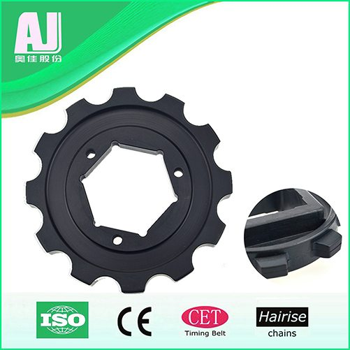 Hairise Har882TAB Black Thermoplastic Sprocket Featured Image