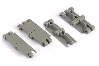 The series of Har-820GHA-K157 plastic slat top chains Featured Image