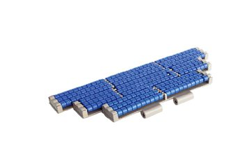 OEM Customized wholesale The series of Har-821PRR plastic slat top chains Export to Hungary