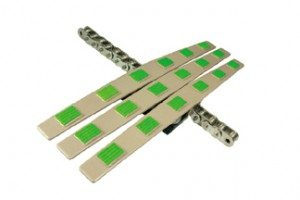 The series of Har-1873FHB plastic slat top chains