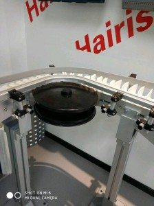 Hairise Flexible Chain Food Grade Material Conveyor