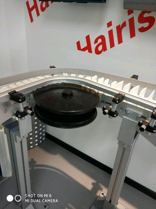 Hairise Flexible Chain Food Grade Material Conveyor Featured Image