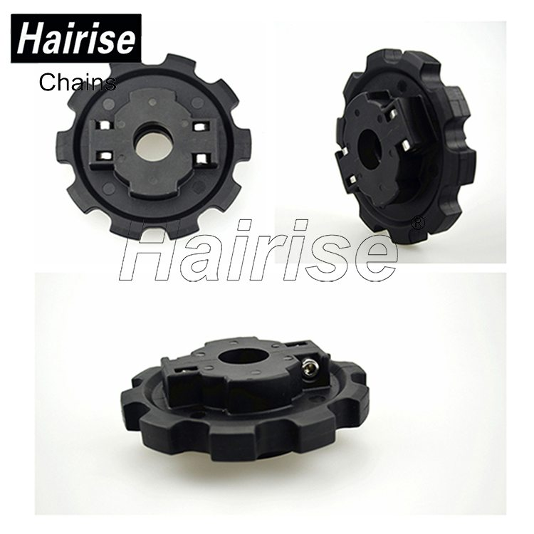 Hairise Har882TAB Black Thermoplastic Sprocket