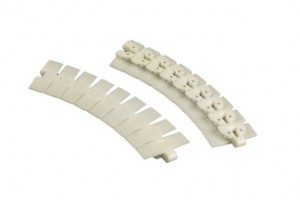 The series of Har-RT 114 plastic slat top chains
