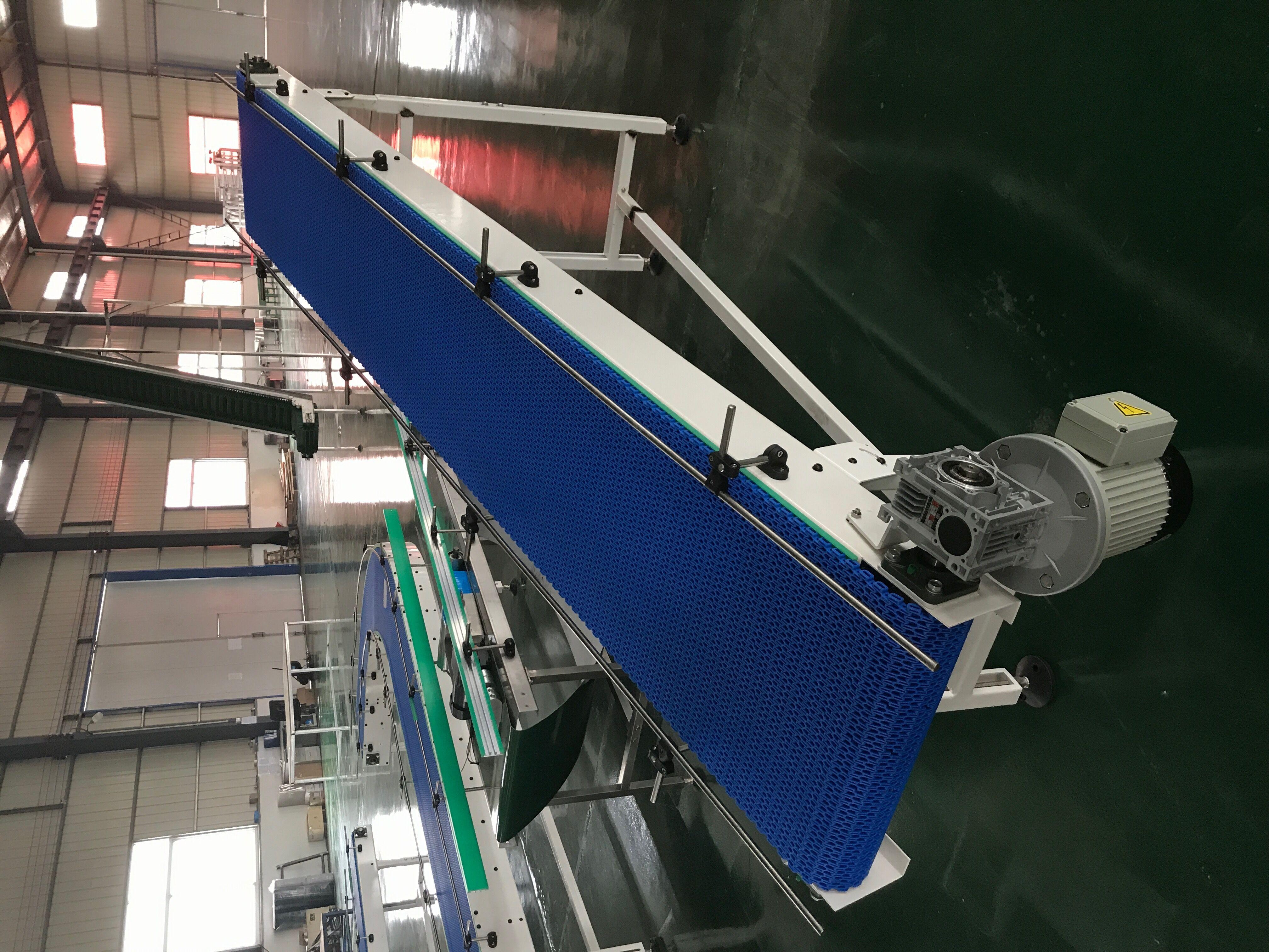 Hairise Endless Type Modular Belt Conveyor Sale in USA