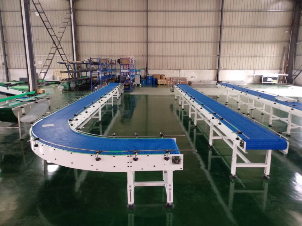 You need to know about Plastic Belt Conveyor