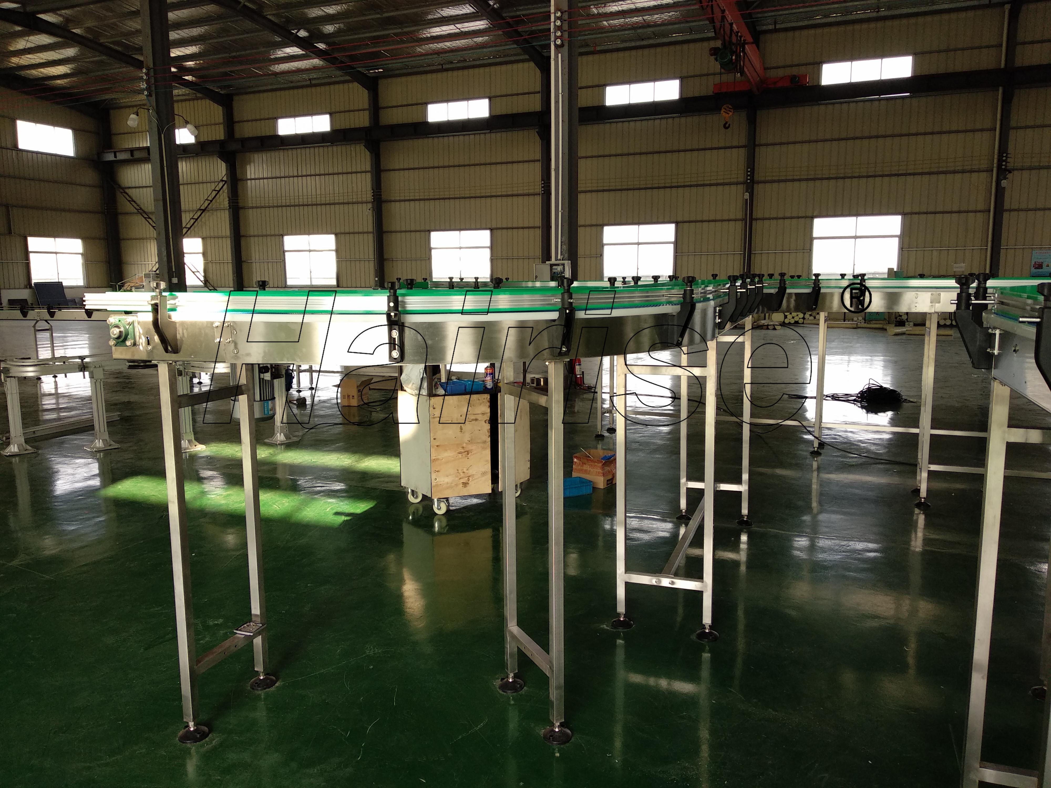 Hairise Stainless Steel Belt Conveyor