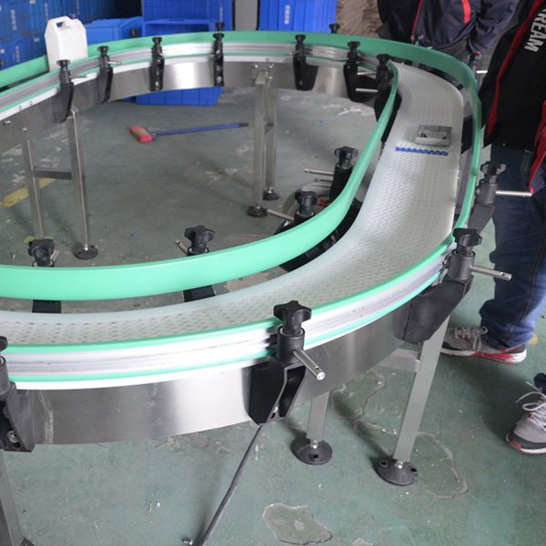Hairise Endless Type Modular Belt Conveyor Sale in USA Featured Image