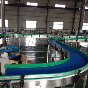 Hairise Stainless Steel Belt Conveyor