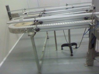 Hairise Food grade Material Flexible chain Conveyor