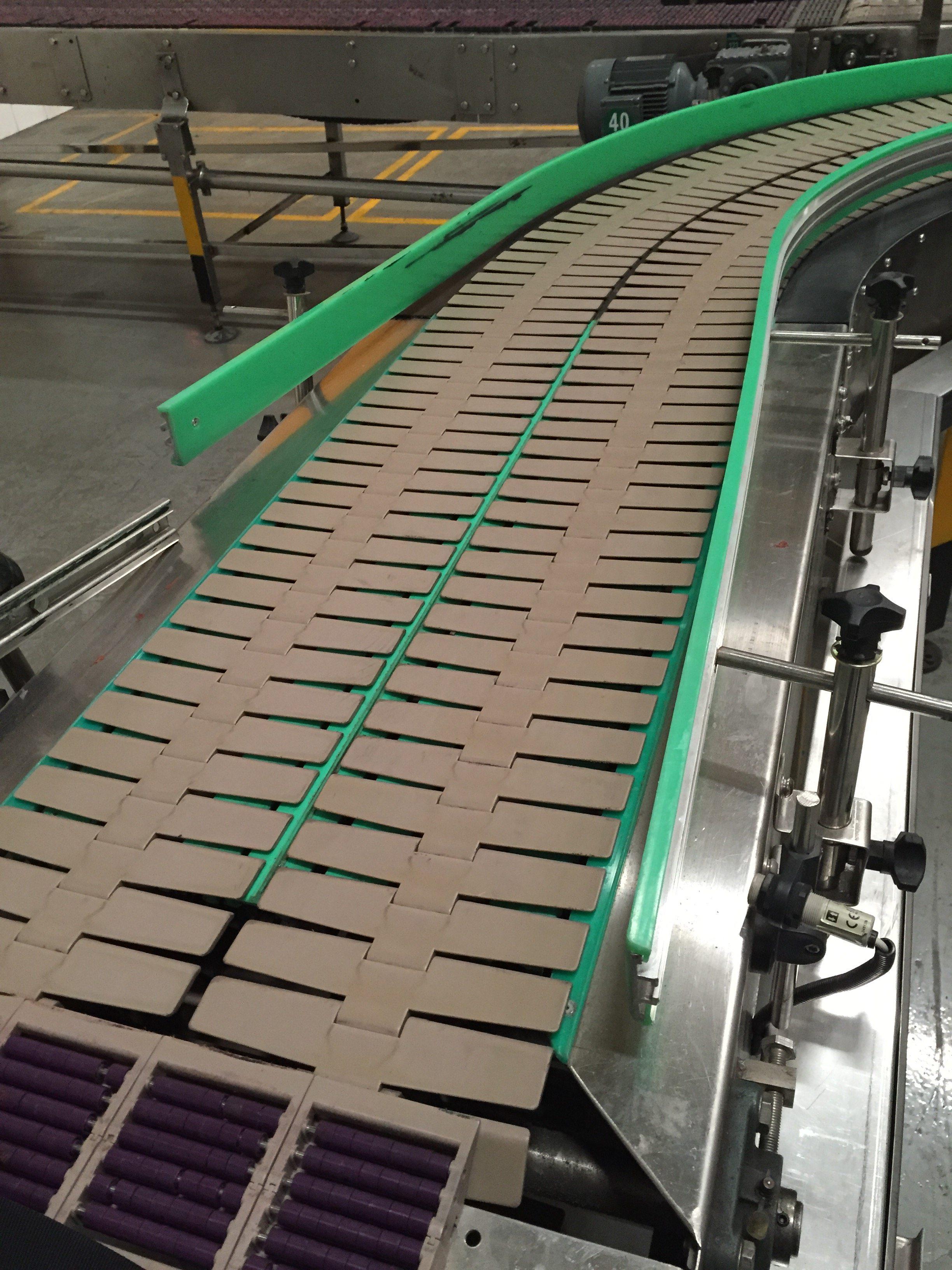 Hairise Slat Top Chain Conveyor with FDA Featured Image