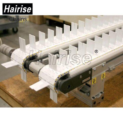 Hairise Straight Modular Belt Conveyor with Flights Featured Image