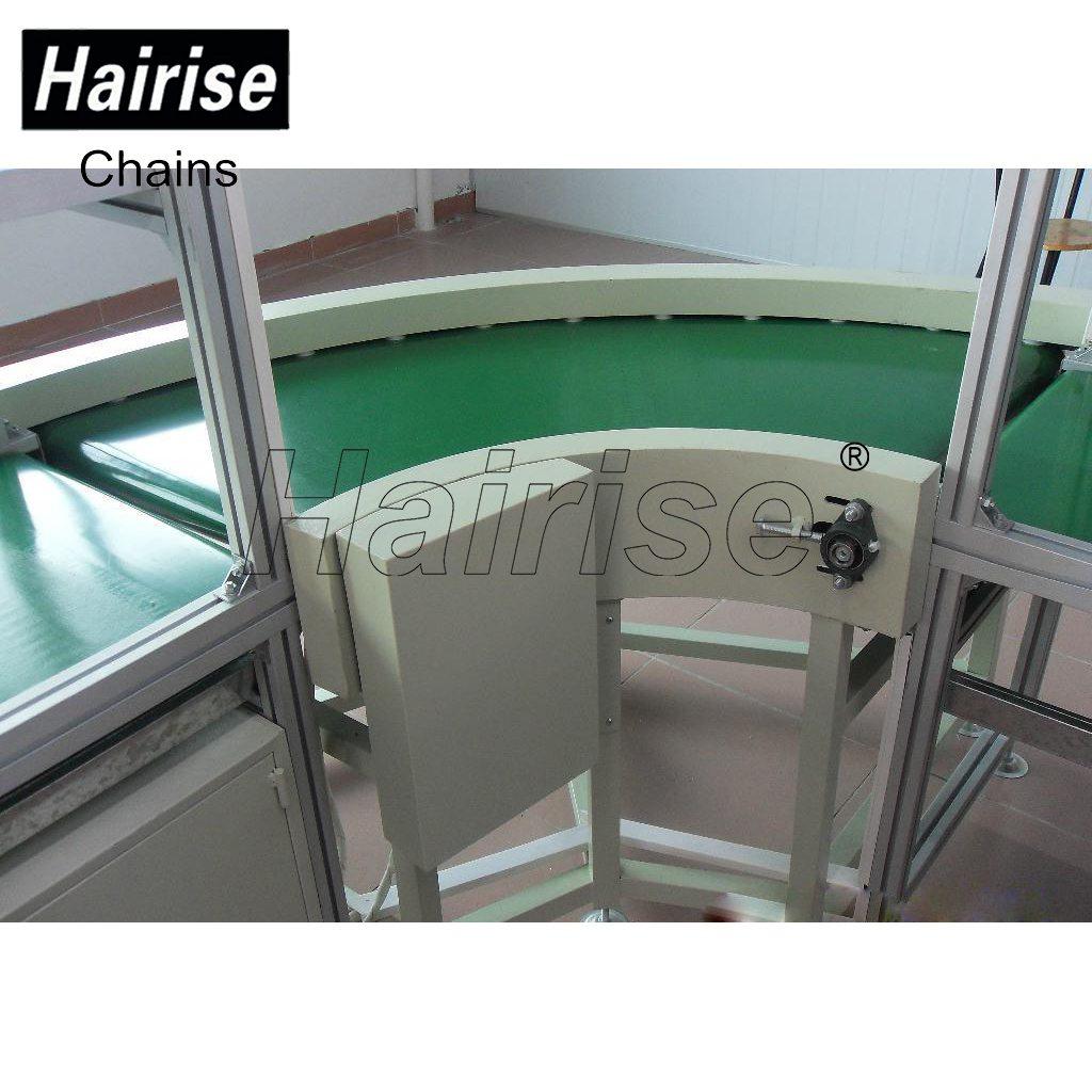 Hairise Adjustable Speed PU Belt Conveyor System Featured Image