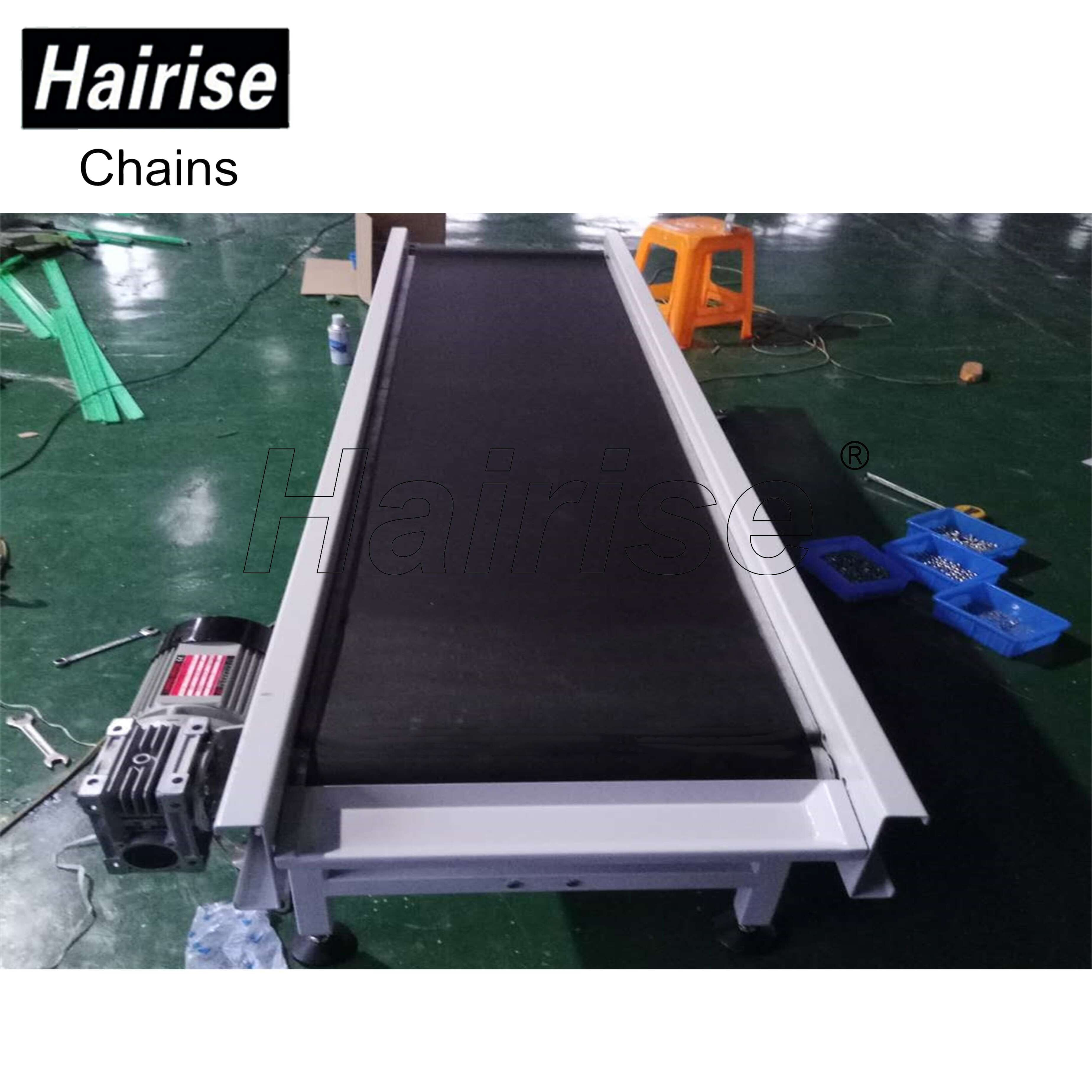 Hairise Food Grade PVC Belt Conveyor with CE Featured Image