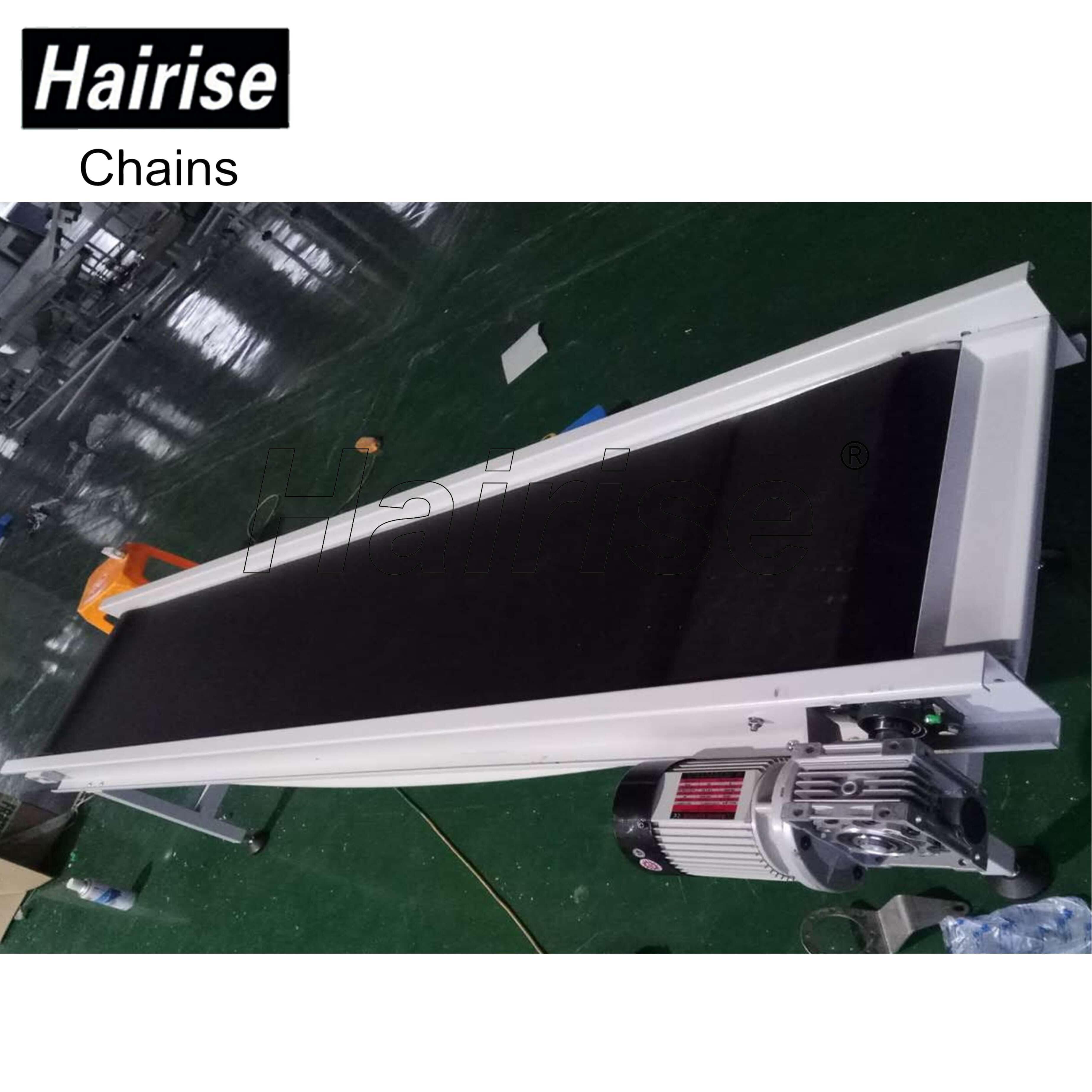 Hairise Food Grade PVC Belt Conveyor with CE