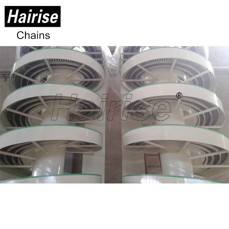 Hairise Huge Spiral Conveyors for Manufacturing Featured Image