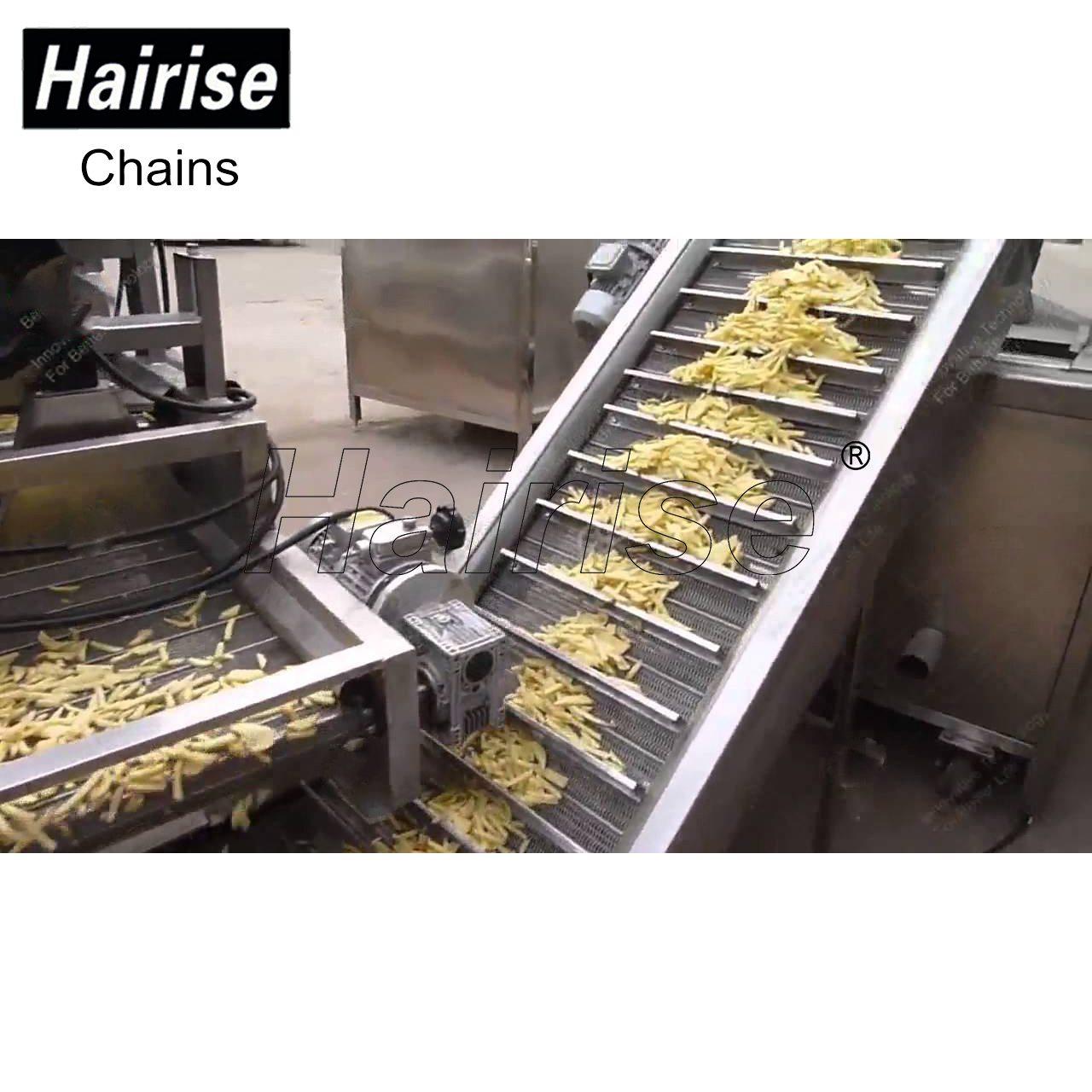 Hairise Producting Conveyor for Potato Chips Transfering