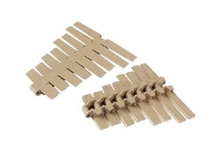 Good Quality The series of Har-882 TAB plastic slat top chains for Seychelles Manufacturers