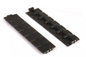 The series of Har-820S Anti-Static plastic slat top chains