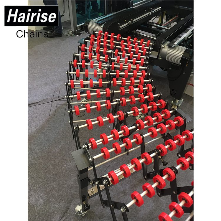 Hairise Roller Conveyors for Boxes Transferring Featured Image